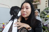 NS Bạch Tuyết, Lệ Thủy, Thanh Vy viếng nghệ sĩ Phương Quang
