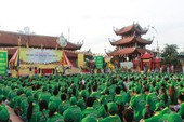 Trại hè Phật giáo giúp tuổi trẻ học đường không bạo lực