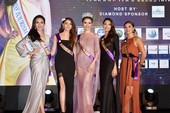 Cận cảnh nhan sắc 50 hoa hậu quốc tế tại Hội An