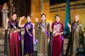 Philippines đạt giải trình diễn áo dài đẹp nhất tại Hội An