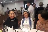Đông đảo nghệ sĩ tên tuổi dự tưởng niệm ngày mất NS Thanh Nga