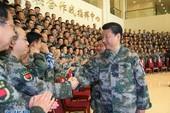 Ông Tập Cận Bình nắm chức Tổng Tư lệnh lực lượng tác chiến