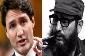 Thủ tướng Canada chia buồn sự ra đi của Chủ tịch Fidel