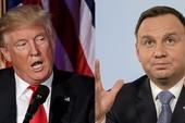 Chọn Ba Lan là điểm công du thứ hai, ông Trump tính gì?