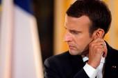 Chiến lược im lặng của Tổng thống Pháp Macron