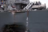 1/3 tàu chiến Mỹ ở Nhật thiếu sức chiến đấu