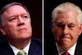 Rộ tin đồn Tổng thống Trump sắp đổi Ngoại trưởng Mỹ