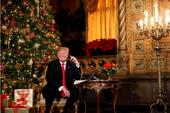 Tổng thống Trump ước gì đêm Giáng sinh?