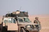 Thổ Nhĩ Kỳ thề 'bóp nghẹt' lực lượng Mỹ chống lưng