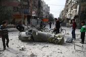 Không thuyết phục được Nga, LHQ lại hoãn bỏ phiếu Syria