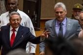 Cuba chính thức đề cử người thay thế ông Raul Castro