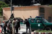 Năm nhà báo chết tại chỗ vì đánh bom kép ở Afghanistan