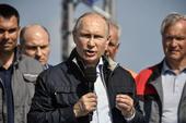 Ông Putin: Vũ khí Nga sẽ bảo đảm cán cân sức mạnh thế giới