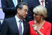 Úc phản đối Trung Quốc quân sự hóa biển Đông 