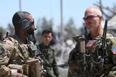 Mỹ bác bỏ tin liên quân không kích 2 địa điểm quân sự Syia