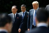Ông Trump: Sẽ không ký thỏa thuận Triều Tiên trong lần gặp đầu