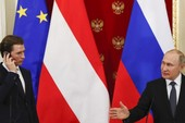 Ông Putin nói Nga không muốn chia rẽ EU để chịu thiệt kinh tế
