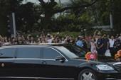 Ông Kim đưa đội vệ sĩ tại thượng đỉnh liên Triều qua Singapore