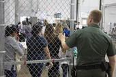 Mỹ chuẩn bị xây trại cho người nhập cư ở 2 căn cứ quân sự