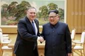 Ông Pompeo: Không đặt ra lịch trình thương lượng Triều Tiên
