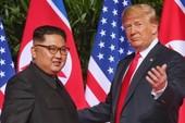 Không hiệp ước hòa bình, Triều Tiên không giải trừ hạt nhân