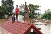 Vỡ đập thủy điện ở Lào, hàng trăm người mất tích
