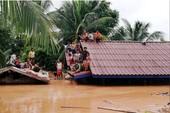 Vụ vỡ đập thủy điện Lào: Đã phát hiện vết nứt 1 ngày trước