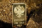Nga tập trung trữ vàng đối phó trừng phạt của Mỹ