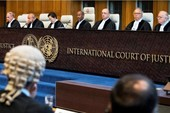 Iran kiện Mỹ ra tòa án quốc tế