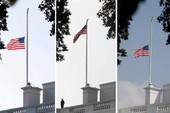 Nhà Trắng hạ cờ, nâng cờ, rồi lại hạ cờ vì nghị sĩ McCain
