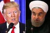 Ông Trump và Rouhani 'tấn công' nhau dữ dội ở Đại Hội đồng LHQ