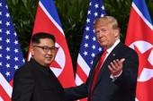 Ông Trump sẽ gặp lần hai ông Kim Jong-un 'sau tháng 10'