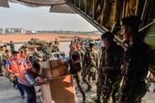 Indonesia thông báo chấp nhận giúp đỡ từ các nước