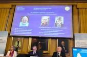 3 nhà khoa học Mỹ-Pháp-Canada chia nhau giải Nobel Vật lý