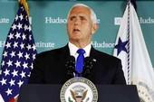 Trung Quốc phản ứng trước các cáo buộc của phó tổng thống Mỹ
