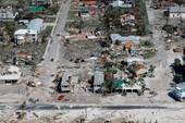 Mỹ: Siêu bão Michael 'như một quả bom phát nổ'