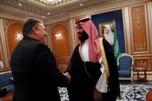 Ông Pompeo qua lại Saudi Arabia-Thổ Nhĩ Kỳ vì nhà báo mất tích