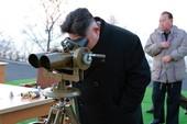 Ông Kim Jong-un giám sát thử vũ khí chiến lược mới tối tân
