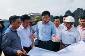 Bí thư Quảng Ninh chỉ đạo dừng chuyển nhượng đất tại Vân Đồn