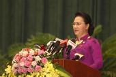 Chủ tịch Quốc hội: Hải Phòng có nhiều đột phá