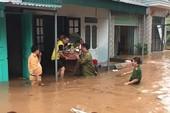 Quảng Ninh: Mưa lũ gây sạt lở đường, ngập cục bộ