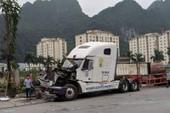 Xe container gây tai nạn liên hoàn, 3 người thương vong