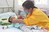 Sởi tấn công nhiều trẻ em Hà Nội