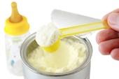 Sữa Pháp nguy cơ nhiễm khuẩn đã được nhập về VN