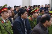 Em trai ông Đinh La Thăng chuẩn bị hầu tòa