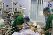 6 giờ cân não giành sự sống cho 1 quân nhân