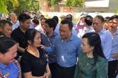 Bộ trưởng Y tế thăm nạn nhân vụ lật tàu 2 người chết