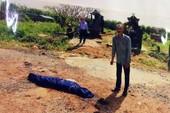 Cuồng ghen, chồng giết vợ đem xác ra nghĩa trang phi tang