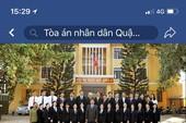 Khi tòa án mở cửa với mạng xã hội