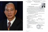Xét xử 12 người thuộc tổ chức phản động Đào Minh Quân